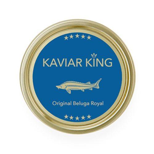 Original Beluga Kaviar Royal