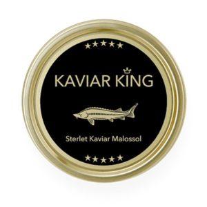 Sterlet Kaviar Malossol