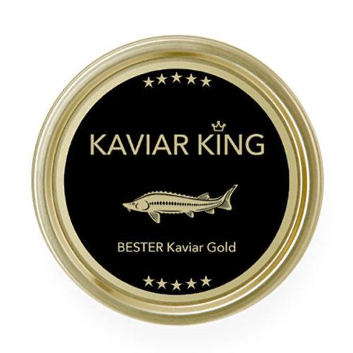 Bester Kaviar Gold